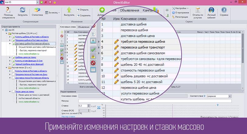 программа для работы с яндекс директ - фото 6